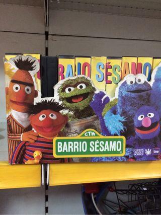 Coleccion Barrio Sesamo