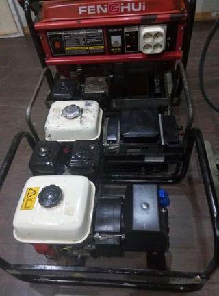 Generador , alquiler de generadores.