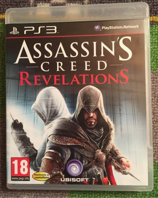 Assasin's Creed Revelations PS3