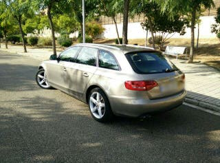 Audi A4 Avant 2.0 TDI Multitronic 143