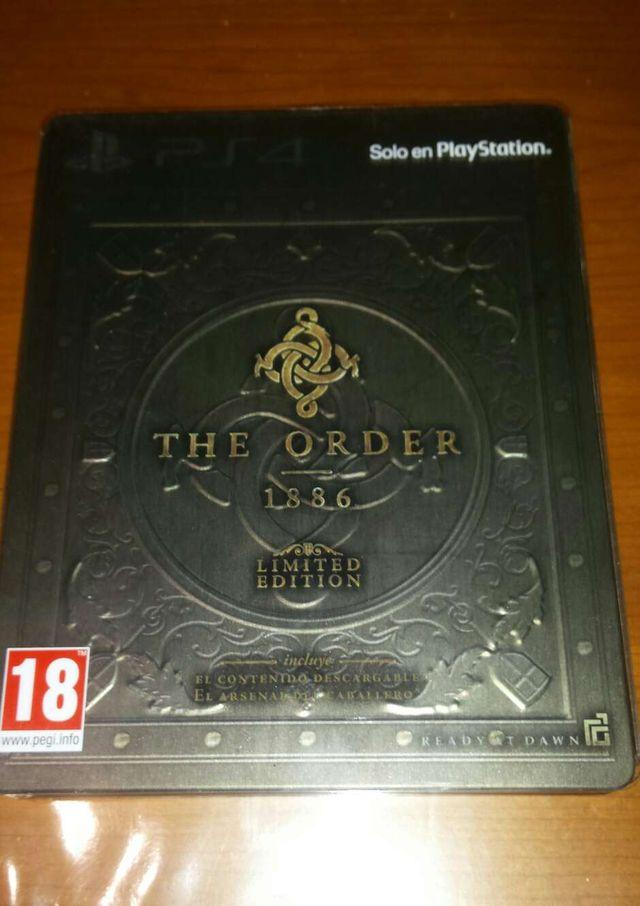 THE ORDER 1866 para PS4