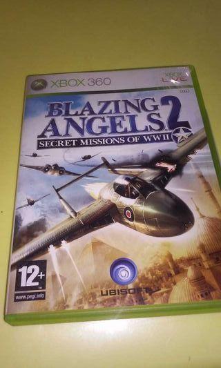 Blazing angels 2 xbox360