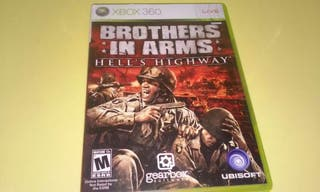 Brothers in arms xbox360.