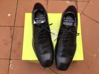 Zapatos De Caballero, Talla 40