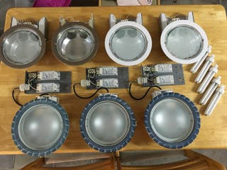 Downlight empotrables