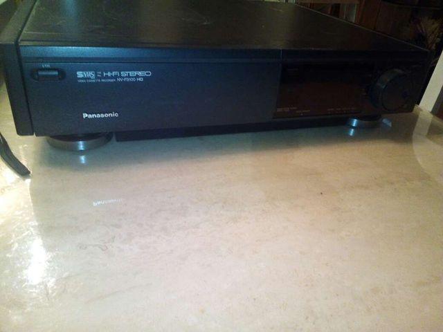 Vídeo VHS Panasonic