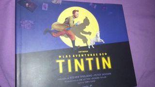 Libro edición limitada TINTIN