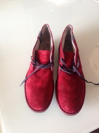 Zapatos Ante Bikkembergs