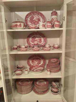 Vajilla Porcelana Inglesa Barratts
