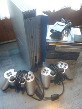 Lote Playstation 2 Silver