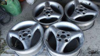 Llantas aluminio