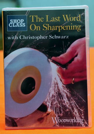 DVD tutorial para aprender a afilar