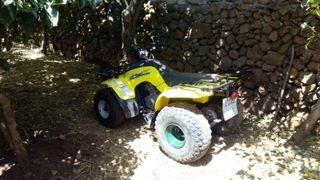 Quad Suzuki ATV. 160