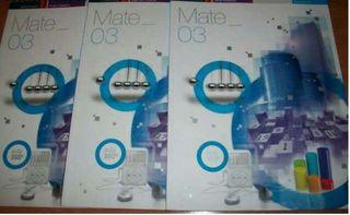 libros de matematicas 3° eso