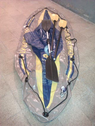Kayak Hinchable. Madrid