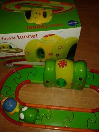 FOREST MAGIC TUNNEL IMAGINARIUM + FOREST BUGGY II