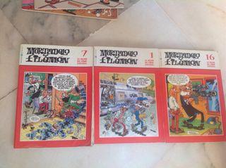 Tebeos De Mortadelo Y Filemom