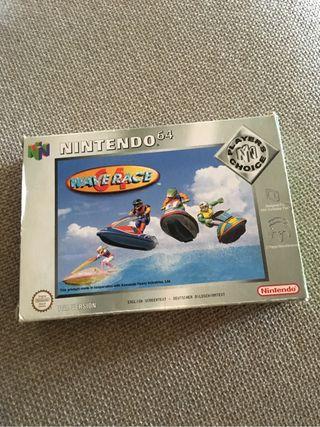 N64 Wave Race 64 Nintendo