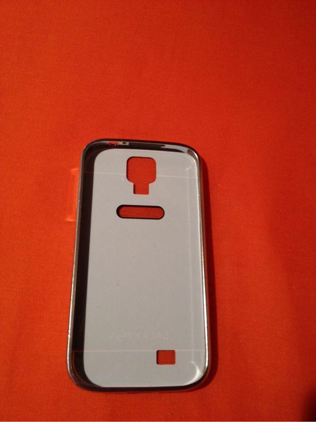 Carcada Aluminio Samsung S4