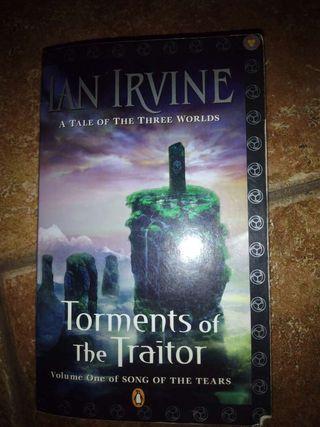 english fantasy novel