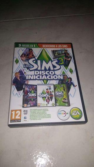 Juego de los sims 3 para PC