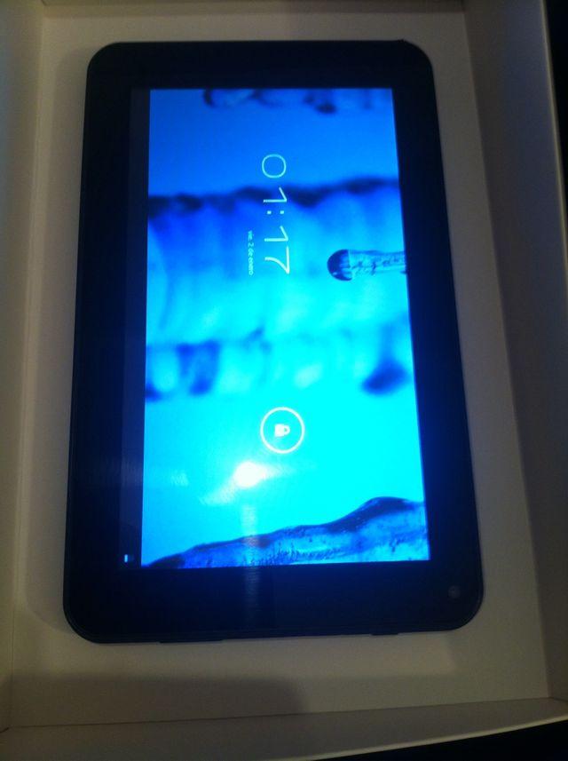 Tablet Woxter PC 50BL (7 Pulgadas)