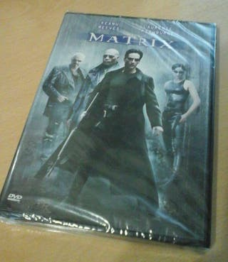 DVD Película Matrix
