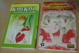 2 Manga - Karekano 8 y Gemelas Milagrosas 1
