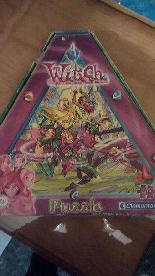Puzzle de las Witch de 210 piezas