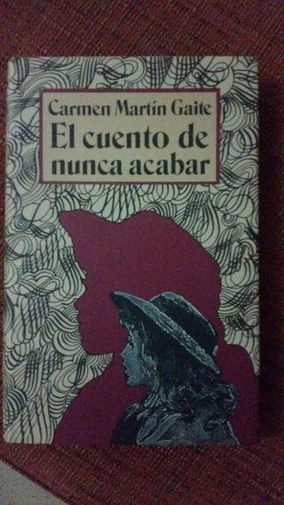 Libro, El cuento de nunca acabar. Nuevo