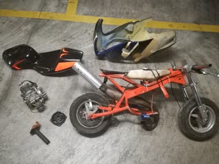 minibike pitbike mini moto