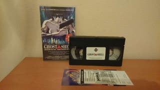 Ghost in the shell vhs