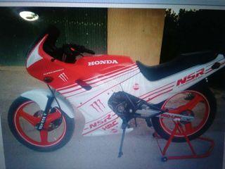 Honda nsr ,75,80cc