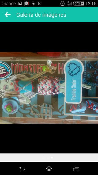 Accesorio de monster high