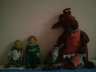 Peluches Shrek