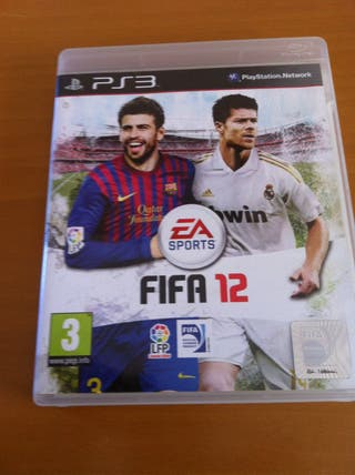 Juego FIFA 12 PS3