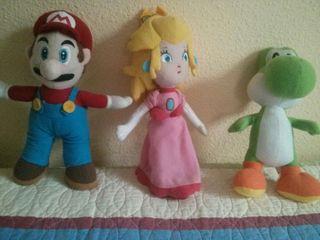 Peluches Super Mario