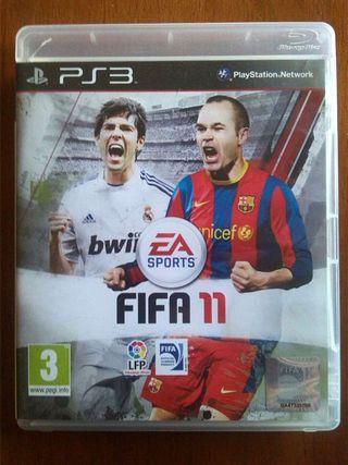 Play 3 FIFA 11