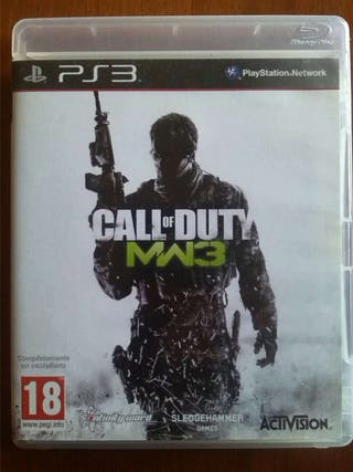 Play 3 Call of duty modern warfare 3