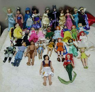 Muñecas de porcelana disney