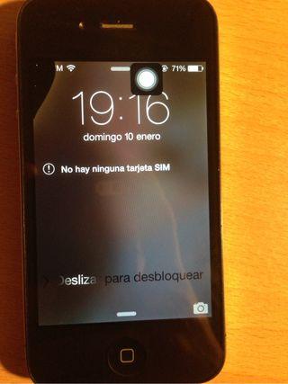 Vendo Iphone 4 URGE VENTA!