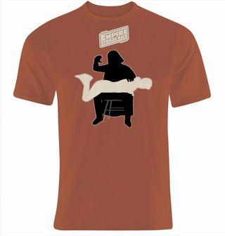 Camiseta the empire strike back azotes