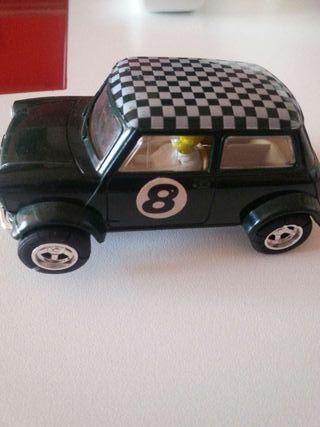 coche scalextric antiguo mini
