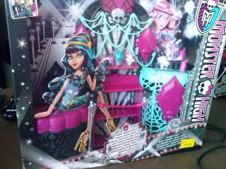 Playset monster high NUEVO