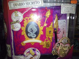 ¡¡NUEVO!! Diario Secreto Ever After High (nuevo)