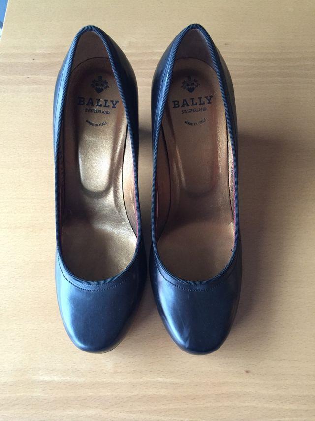 Zapatos Negros bally Talla 38
