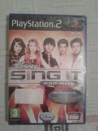 Sing it PS2