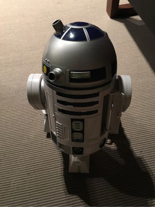 R2d2 Hasbro prácticamente nuevo