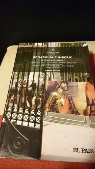 Monarquía e Imperio. El reinado de Carlos V