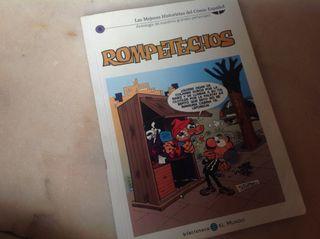 Comic De Rompetechos